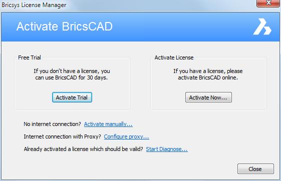 BricsCAD平台单机许可