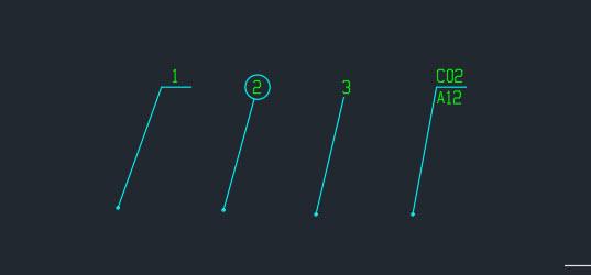 天河CAD如何修改序号颜色