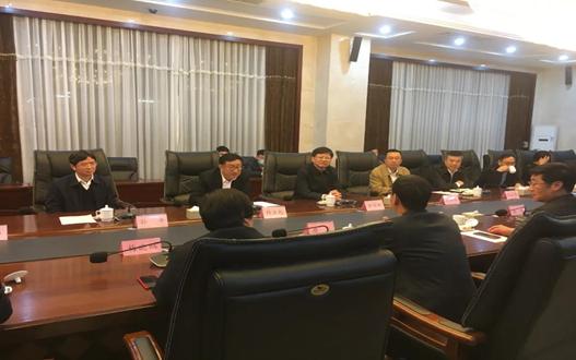 天河智造总经理兰富荣受邀参加清华校友鞍山行活动