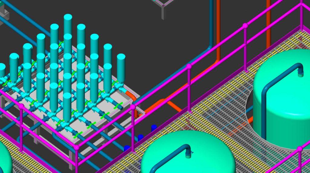 PCCAD® B版成熟的3D机械设计功能